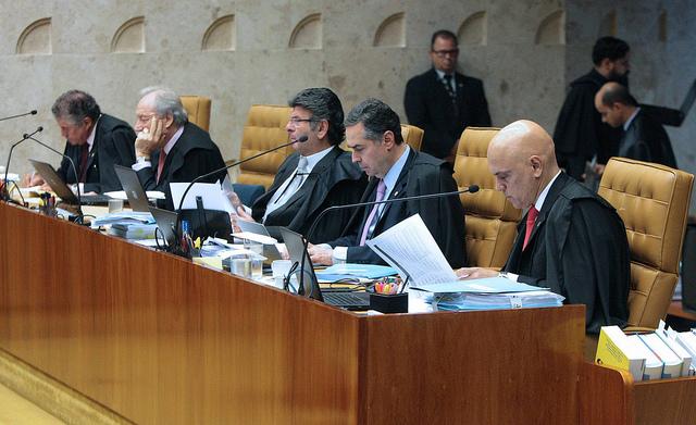 JUDICIÁRIO: Quatro juízes do STF se posicionaram a favor da criminalização da LGBTfobia