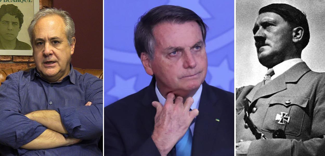 """""""Não dá para acreditar na boa fé de Bolsonaro"""", diz Joaquim de Carvalho"""